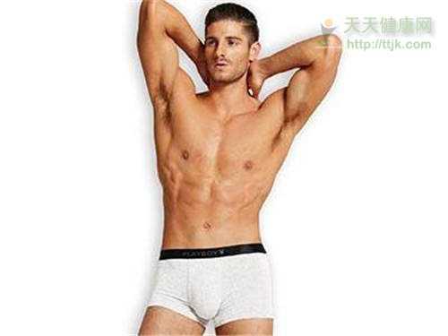 内裤男人 男人需要好内裤 有益于养精