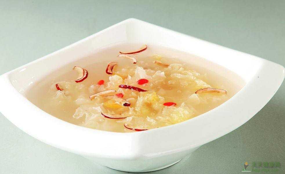 冬季养生甜汤有哪些