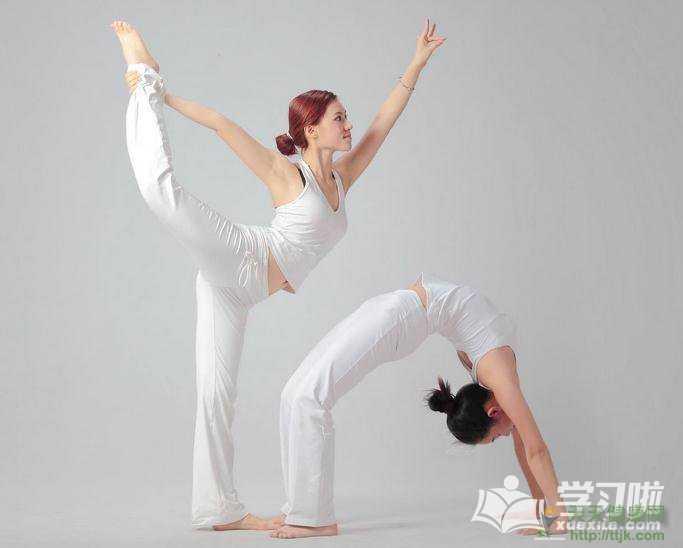 简单的瑜伽瘦身