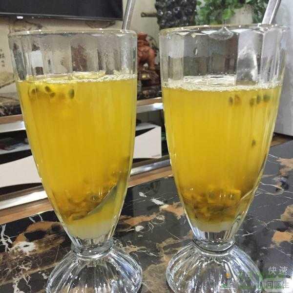 百香果怎么保存  百香果汁长期保存方法