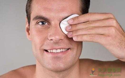 盘点男人健康护肤的小细节