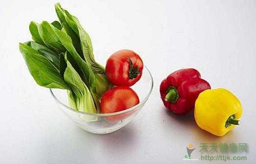 这些蔬果越吃越美