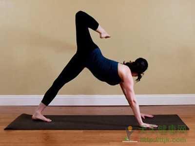 简单的瑜伽动作 瘦腿的瑜伽动作有哪些