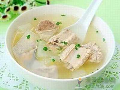 冬瓜排骨汤的做法 如何做冬瓜排骨汤