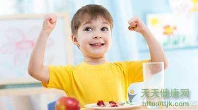 孩子四大补钙误区 有多少个家长还在错呢