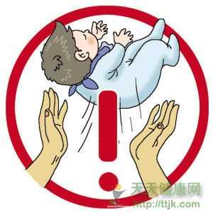 逗宝宝的这10个动作不能做 别让爱成为伤害