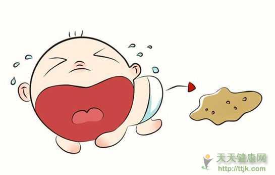 宝贝拉肚子不一定是病了 别陷入小儿腹泻误区
