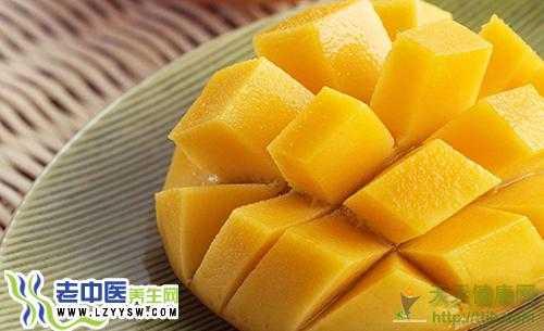 多吃芒果可防癌 芒果的七大功效