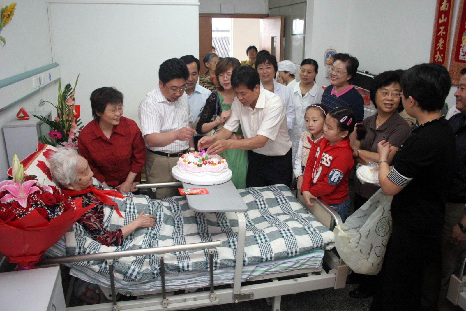 居家养护老年痴呆患者