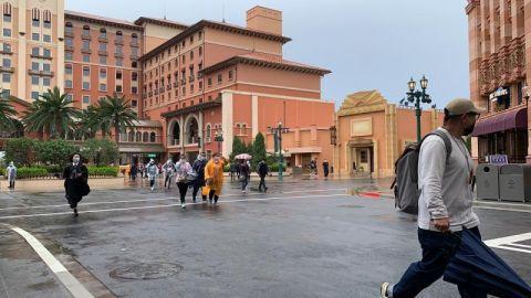 北京环球影城已于今日正式开园,提前了50分钟