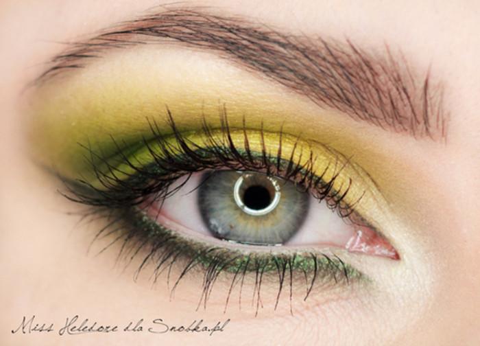三步教你如何画眼妆