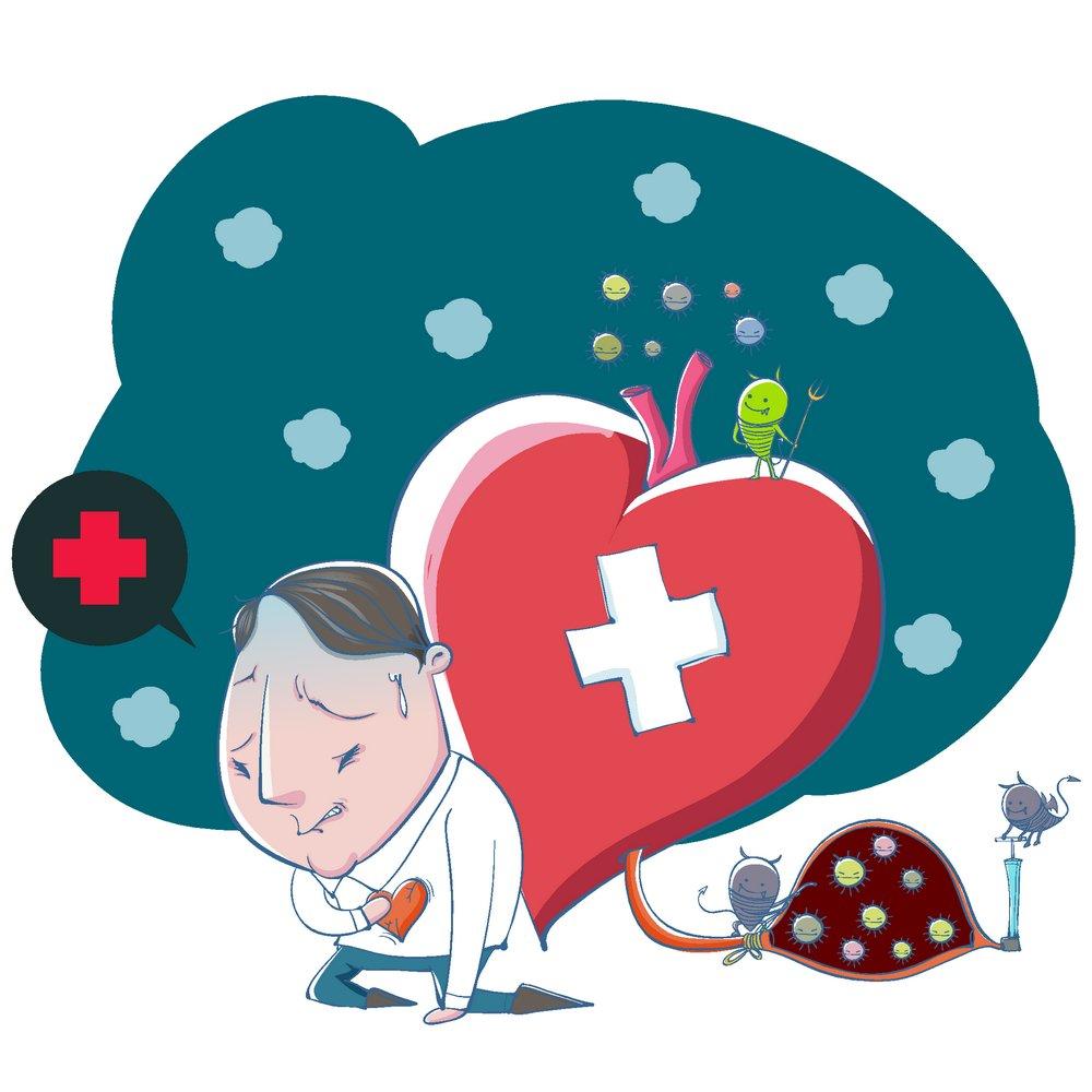 风湿性心脏病的治疗