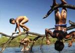 全裸生活 探秘一妻多夫的原始部落